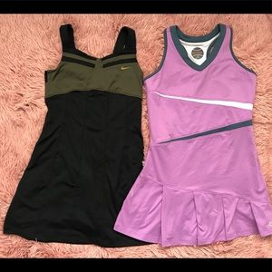 2 GUC tennis dresses!